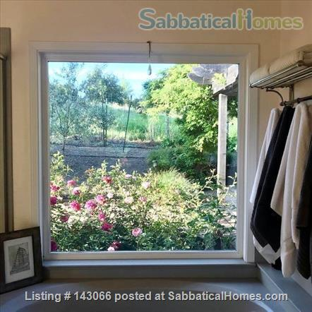 Beautiful Rural Wine Country Home For Rent Home Rental in Santa Rosa, California, United States 9