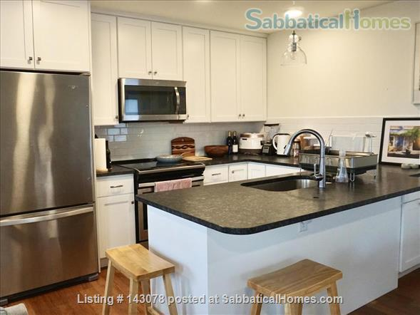 Modern 2 bedroom condo near downtown Ithaca, terrace with a view Home Rental in Ithaca, New York, United States 2