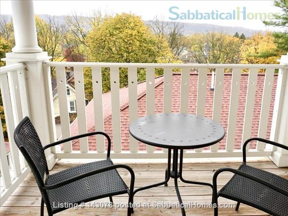 Modern 2 bedroom condo near downtown Ithaca, terrace with a view Home Rental in Ithaca, New York, United States 3