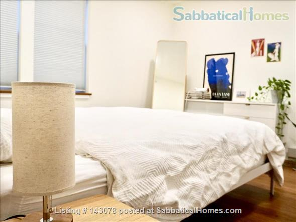 Modern 2 bedroom condo near downtown Ithaca, terrace with a view Home Rental in Ithaca, New York, United States 6