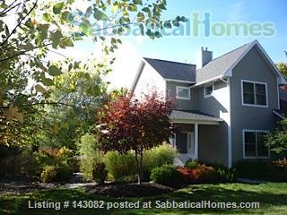 Furnished Home [4BR 2.5Bath], Quiet Neighborhood, Walk-to-Cornell, Cafe, Bike Trail, Bus Stop, Collegetown Dining, East Hill Plaza Shopping, Available Spring '20 and Academic Year '21-'22  Home Rental in Ithaca, New York, United States 1