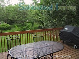 Furnished Home [4BR 2.5Bath], Quiet Neighborhood, Walk-to-Cornell, Cafe, Bike Trail, Bus Stop, Collegetown Dining, East Hill Plaza Shopping, Available Spring '20 and Academic Year '21-'22  Home Rental in Ithaca, New York, United States 0