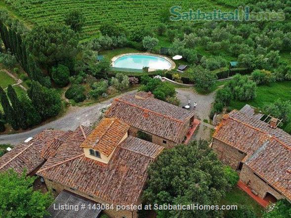 Il Borghetto - Country House Home Rental in Città Metropolitana di Firenze, Toscana, Italy 9