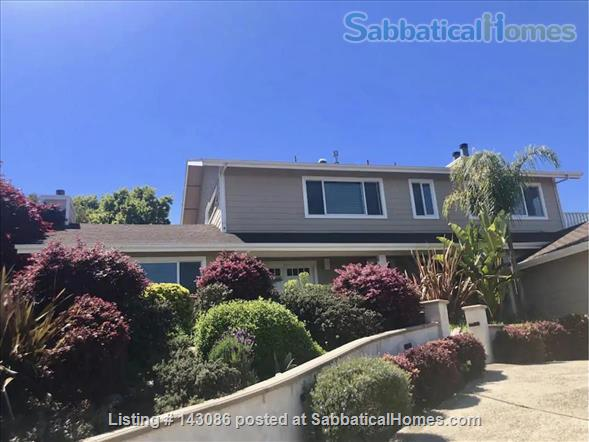 Family hone in the heart of Silicon Valley Home Rental in Emerald Hills, California, United States 1