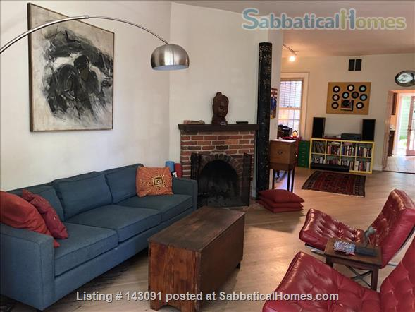 Gorgeous Victorian Row House in the Heart of Capitol Hill Home Rental in Washington, District of Columbia, United States 1