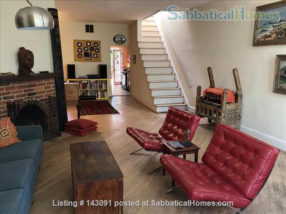 Gorgeous Victorian Row House in the Heart of Capitol Hill Home Rental in Washington, District of Columbia, United States 2