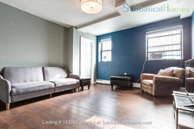 Authentic, downtown Manhattan loft condo Home Rental in New York, New York, United States 4