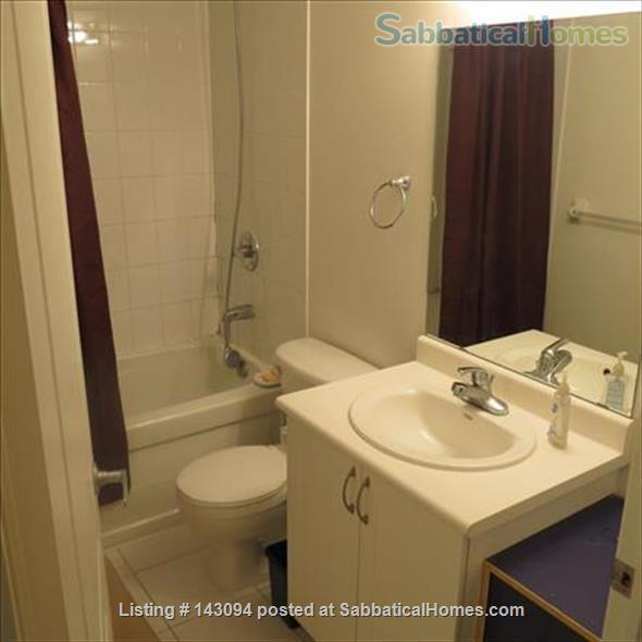Quiet One Bedroom, minutes to downtown, High Ceilings, Private Patio and Parking Home Rental in Toronto, Ontario, Canada 0