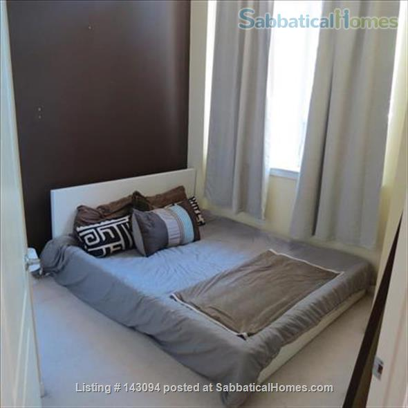 Quiet One Bedroom, minutes to downtown, High Ceilings, Private Patio and Parking Home Rental in Toronto, Ontario, Canada 3