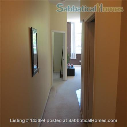 Quiet One Bedroom, minutes to downtown, High Ceilings, Private Patio and Parking Home Rental in Toronto, Ontario, Canada 4