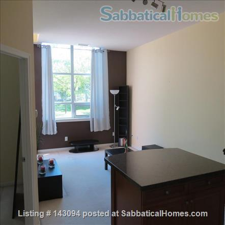 Quiet One Bedroom, minutes to downtown, High Ceilings, Private Patio and Parking Home Rental in Toronto, Ontario, Canada 5