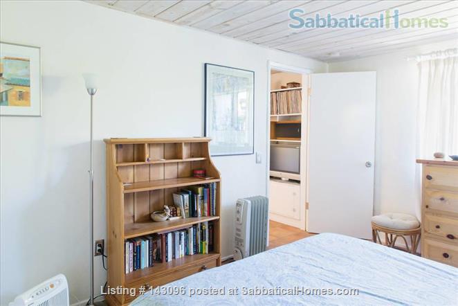 Private and Quiet 1bd/1ba Garden Retreat Home Rental in Santa Barbara, California, United States 9