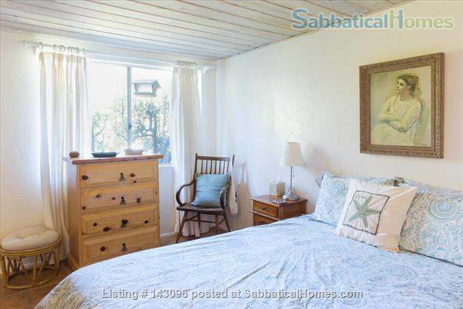 Private and Quiet 1bd/1ba Garden Retreat Home Rental in Santa Barbara, California, United States 1