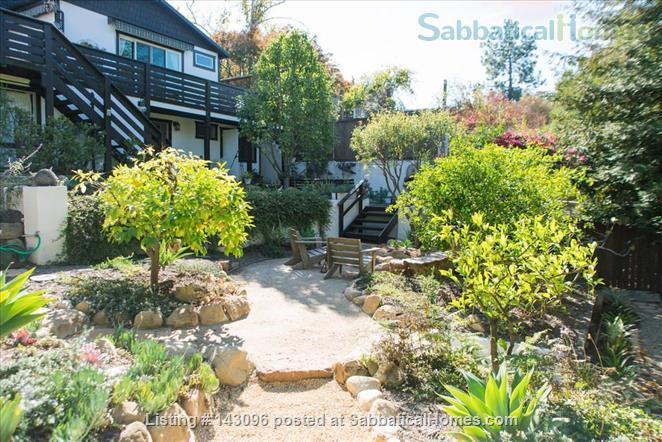 Private and Quiet 1bd/1ba Garden Retreat Home Rental in Santa Barbara, California, United States 0