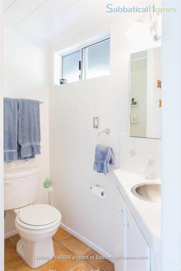 Private and Quiet 1bd/1ba Garden Retreat Home Rental in Santa Barbara, California, United States 3