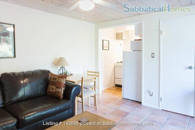 Private and Quiet 1bd/1ba Garden Retreat Home Rental in Santa Barbara, California, United States 4