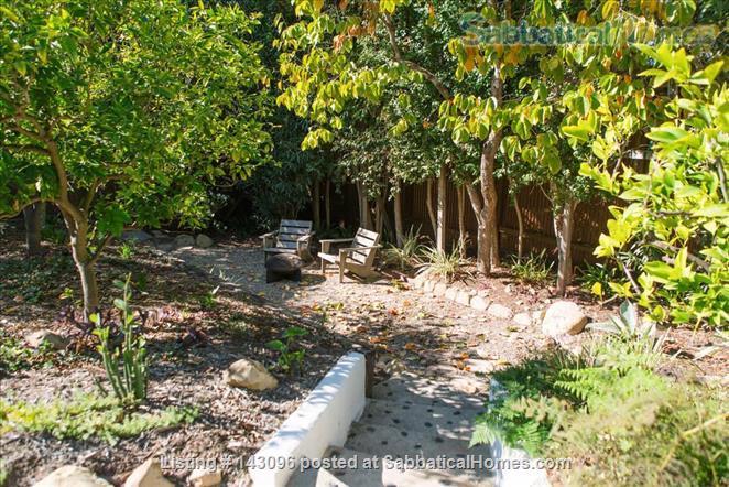 Private and Quiet 1bd/1ba Garden Retreat Home Rental in Santa Barbara, California, United States 5