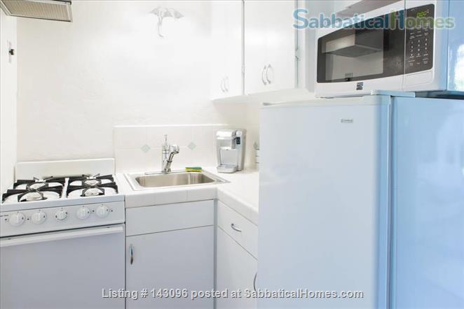 Private and Quiet 1bd/1ba Garden Retreat Home Rental in Santa Barbara, California, United States 6