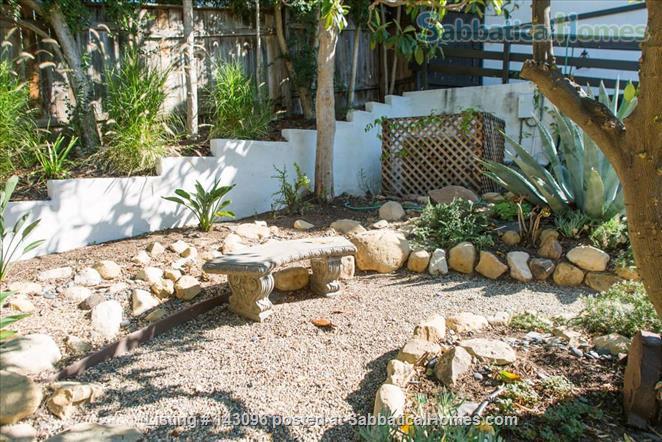 Private and Quiet 1bd/1ba Garden Retreat Home Rental in Santa Barbara, California, United States 7