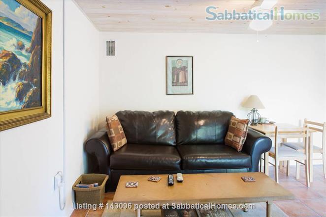 Private and Quiet 1bd/1ba Garden Retreat Home Rental in Santa Barbara, California, United States 8