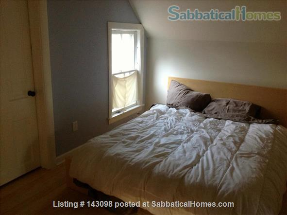 Casa Rosa: A cozy home in a convenient location in South Wedge Home Rental in Rochester, New York, United States 4