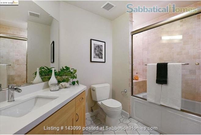 Chic  Penthouse with Views Home Rental in Berkeley, California, United States 2