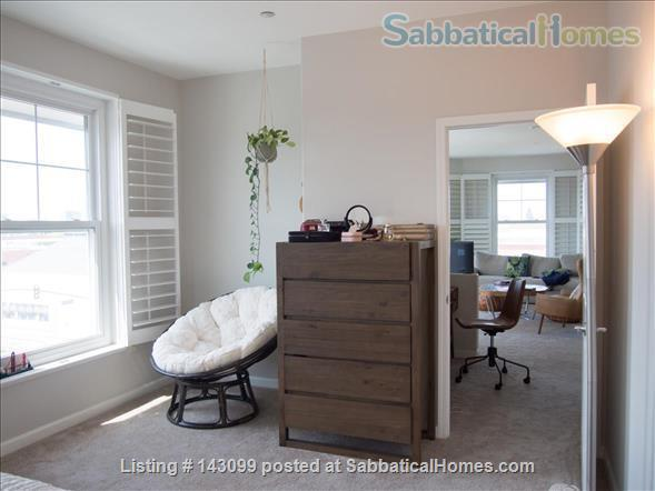 Chic  Penthouse with Views Home Rental in Berkeley, California, United States 5
