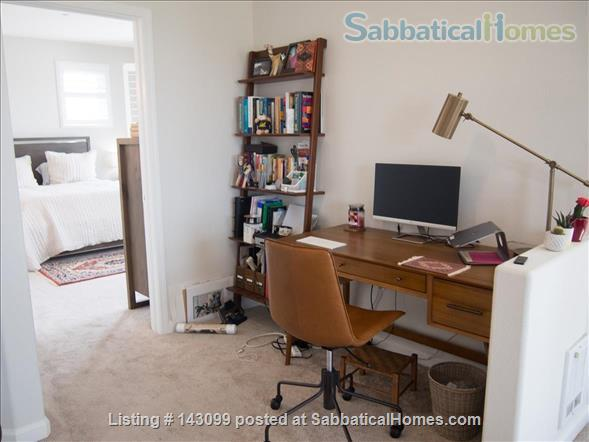 Chic  Penthouse with Views Home Rental in Berkeley, California, United States 6