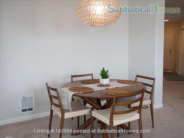 Chic  Penthouse with Views Home Rental in Berkeley, California, United States 8