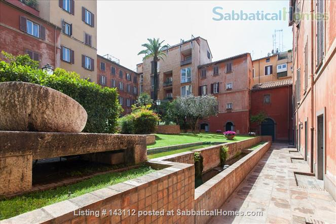 Beautiful Trevi Apartment Home Rental in Roma, Lazio, Italy 9