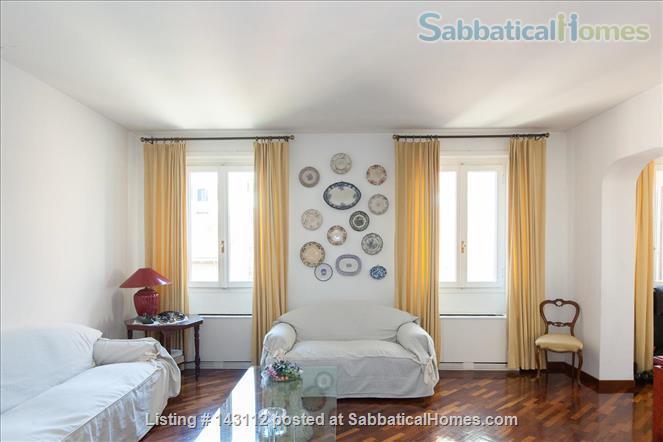 Beautiful Trevi Apartment Home Rental in Roma, Lazio, Italy 2