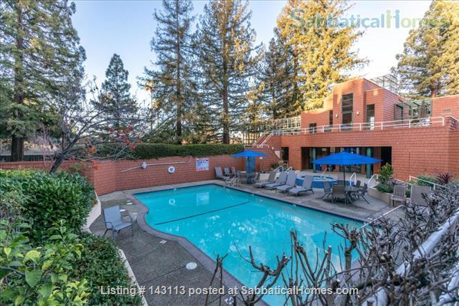 Quiet Condo close to Stanford Home Rental in Palo Alto, California, United States 3