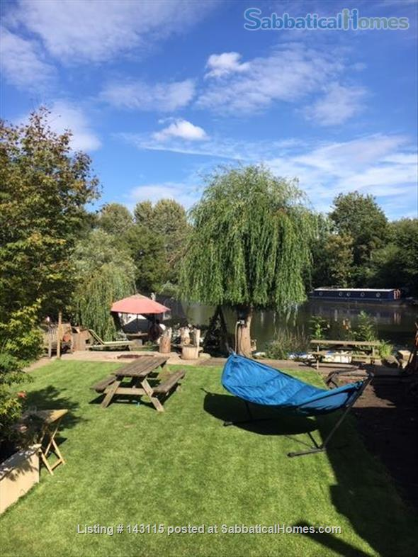 Riverside-Oxford City-3 bed house Home Rental in Oxford, England, United Kingdom 1