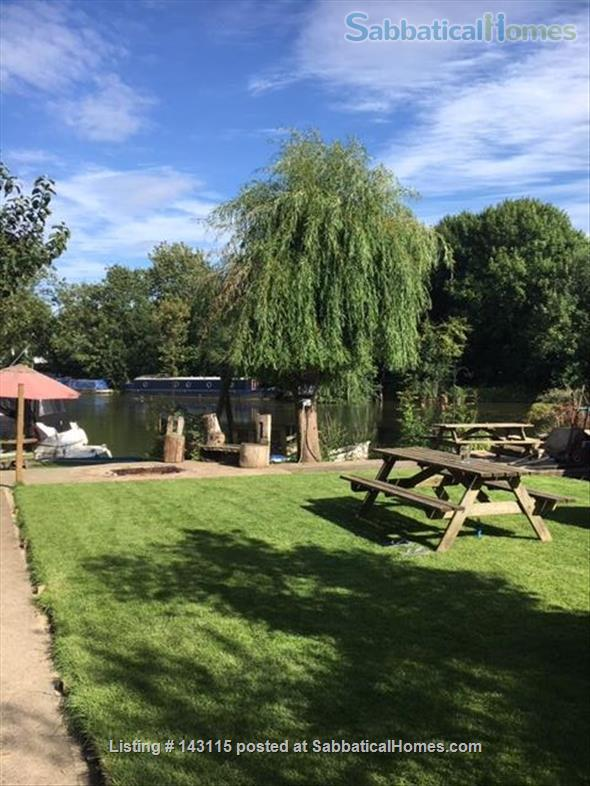 Riverside-Oxford City-3 bed house Home Rental in Oxford, England, United Kingdom 0