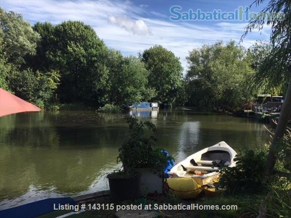 Riverside-Oxford City-3 bed house Home Rental in Oxford, England, United Kingdom 3