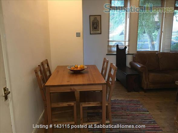 Riverside-Oxford City-3 bed house Home Rental in Oxford, England, United Kingdom 5