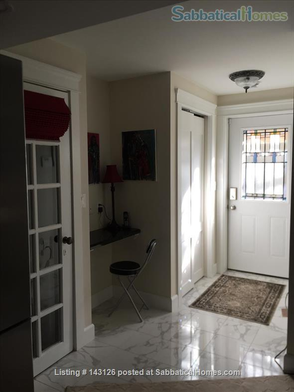Newly renovated basement suite in heritage home Home Rental in Edmonton, Alberta, Canada 0