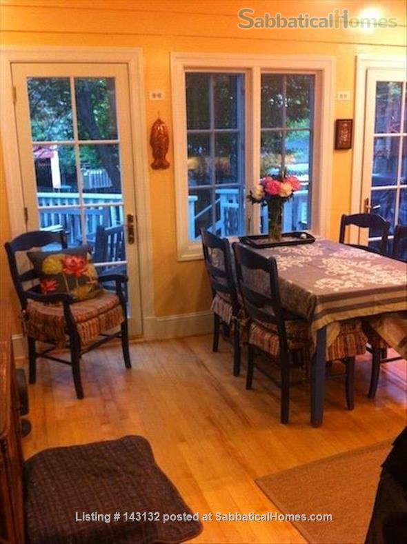 Graciously Furnished, Clean & Quiet  Private Home---Close To Metro & More Home Rental in Washington, District of Columbia, United States 5
