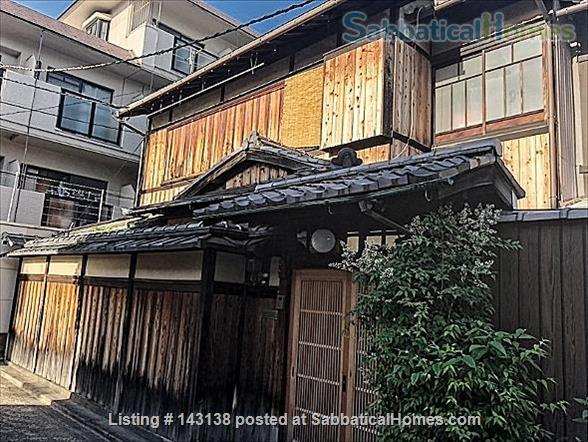 Fushimi 2 Storey Machiya Home Rental in Kyoto, Kyoto, Japan 4