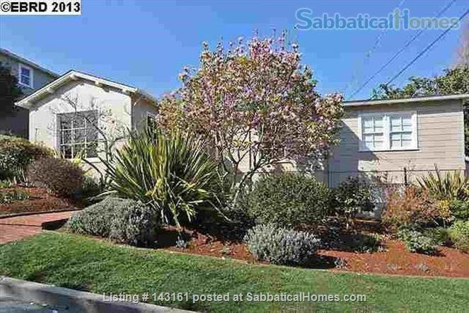 3 bed / 2 bath home near UC Berkeley with excellent public schools Home Rental in Piedmont, California, United States 0