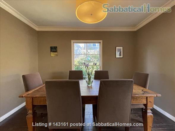3 bed / 2 bath home near UC Berkeley with excellent public schools Home Rental in Piedmont, California, United States 4