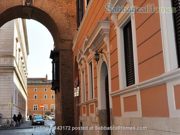 Central Historic Vatican Glamour Flat - Medium/Long Term Rental  Home Rental in Rome, Lazio, Italy 9