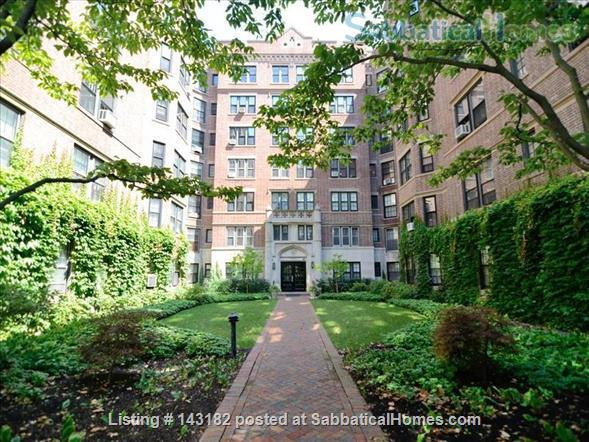 Harvard Square Furnished One Bedroom Home Rental in Cambridge, Massachusetts, United States 1