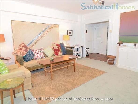 Harvard Square Furnished One Bedroom Home Rental in Cambridge, Massachusetts, United States 0