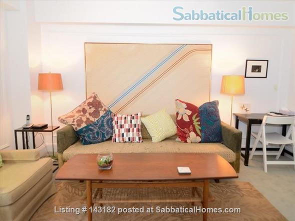 Harvard Square Furnished One Bedroom Home Rental in Cambridge, Massachusetts, United States 2