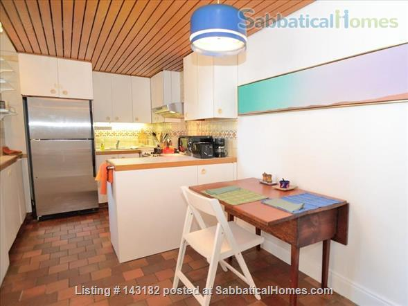 Harvard Square Furnished One Bedroom Home Rental in Cambridge, Massachusetts, United States 5
