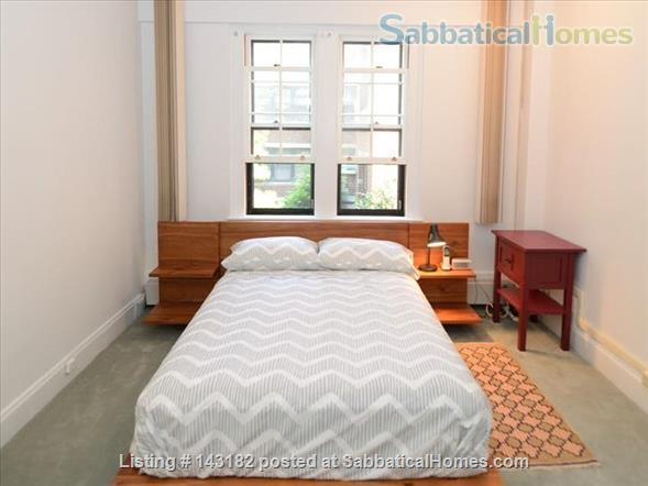 Harvard Square Furnished One Bedroom Home Rental in Cambridge, Massachusetts, United States 8