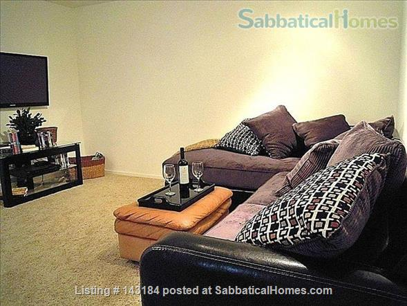Amazing Waterfront Unit With Private Beach In A Garden Setting Home Rental in Seattle, Washington, United States 6