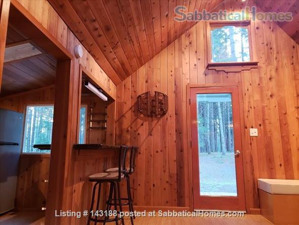 Blissful Solitude - Sweet Cottage - Writer's Retreat, Fantastic Photography, Wine Tasters Weekend Home Rental in Azalea, Oregon, United States 1