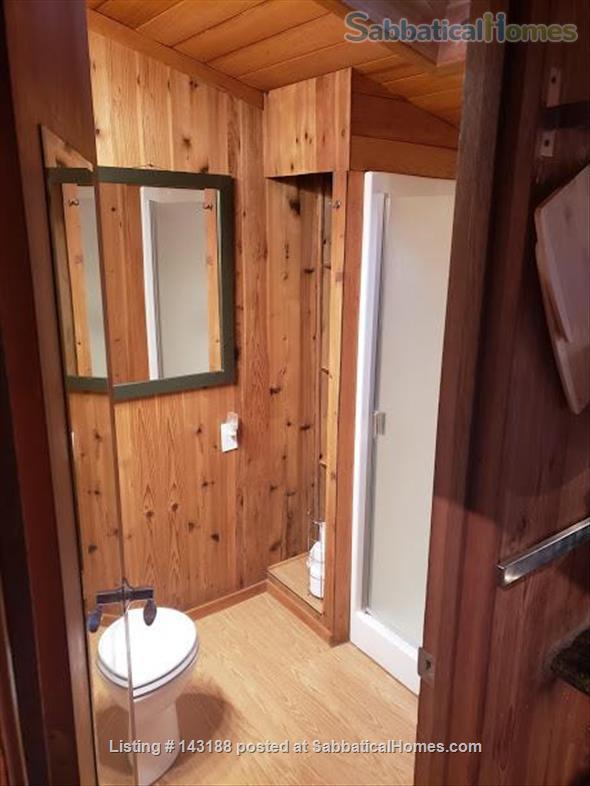 Blissful Solitude - Sweet Cottage - Writer's Retreat, Fantastic Photography, Wine Tasters Weekend Home Rental in Azalea, Oregon, United States 8